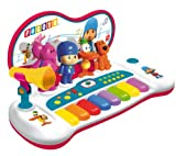 REIG Pocoyo Character Keyboard with Figures and Microphone