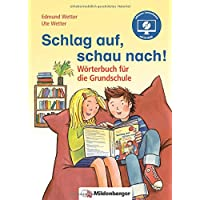 Schlag auf, schau nach! – Wörterbuch für die Grundschule mit CD-ROM