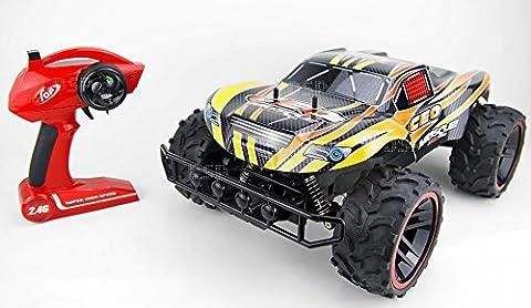 20 km/h !!! Speed Racing RC Auto Super Schnell 45 x 30 x 20 cm