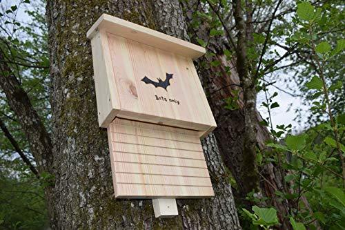 Eigenbau Fledermauskasten Nistkasten Bruthöhle