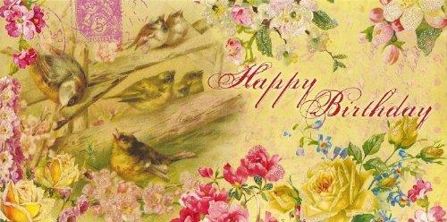 xxl-postkarte-carola-pabst-vogel-blumen-happy-birthday-glitzerlack