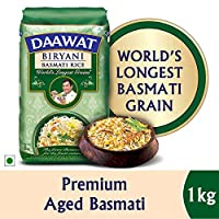 Daawat Biryani Basmati Rice - 1 kg