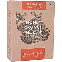 Nourish Organics Honey Crunch Muesli 300Gr