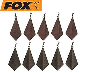 Fox bleie elevator le câblage karpfenbleie wirbelbleie ploMB 10 *karpfenblei 142g
