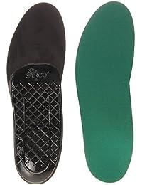 Spenco RX - Plantillas amortiguadoras negro negro Talla:11-12 UK pLYpmF