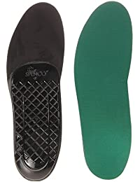 Spenco RX - Plantillas amortiguadoras negro negro Talla:11-12 UK