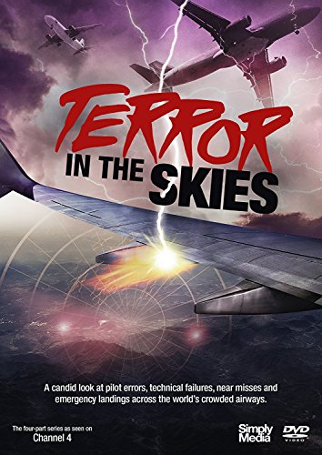 Price comparison product image Terror in the Skies DVD