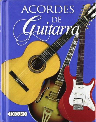 Acordes de guitarra (Miniprácticos) por Todolibro