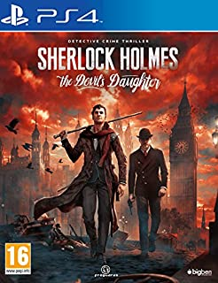 Sherlock Holmes: The Devil's Daughter (PS4) (B01FK6EX5G) | Amazon Products