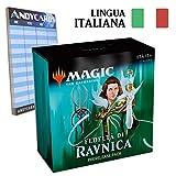 Andycards Simic - Prerelease Pack fedeltà di Ravnica in Italiano - Magic The Gathering RNA + Segnapunti