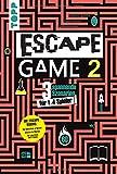 Escape Game 2: 3 Escape Rooms für zu Hause: Die Bibliothek erwacht, Im Labyrinth der Träume, Odyssee im Weltall