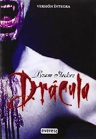 Drácula par Bram Stoker