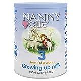 Nanny Cuidado Crecimiento Up Leche 900g ( Paquete De 2)
