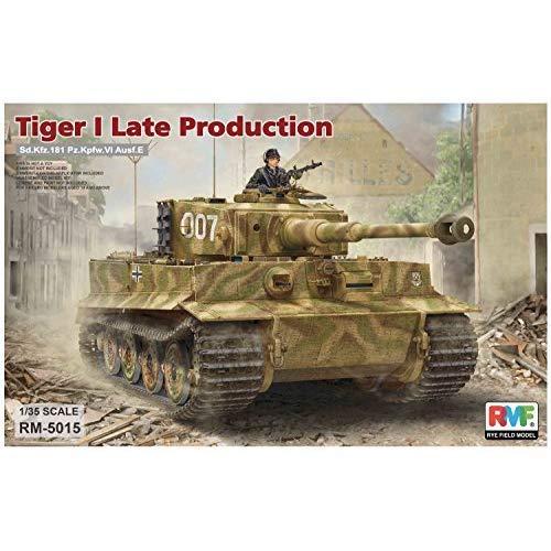 RYE FIELD MODEL RM5015 - Maqueta de Tiger I Late Production