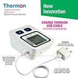 #6: Thermon Digital BP monitor with charging cable of USB Included