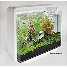 Superfish Home - Acuario para Acuario (40 L), Color Blanco
