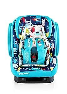 Cosatto Hug Grp 123 Isofix Anti Escape Car Seat (Cuddle Monster 2)