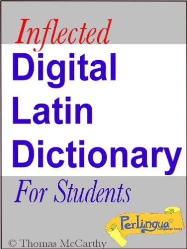 A Digital Latin Dictionary (English Edition) por Thomas McCarthy