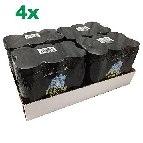 Blue Bastard Energy Drink XXL-Paket (96x0,25l Dose) NL - Energie-pakete