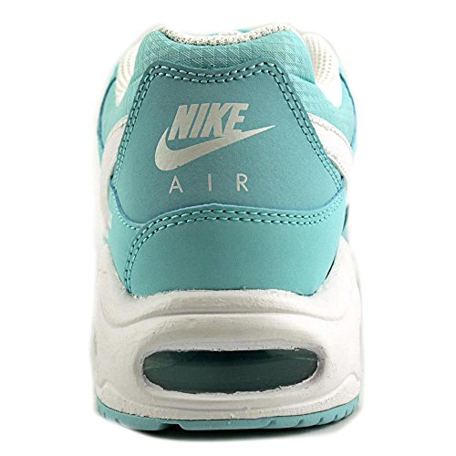 Nike Air Max Command (Gs), Derby homme Azul claro / Blanco