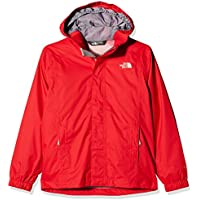 North Face B Resolve Reflective Jacket - Chaqueta, Niño, Rojo - (TNF Red)