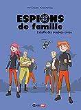 Telecharger Livres Espions de famille Tome 04 L etoffe des double zeros (PDF,EPUB,MOBI) gratuits en Francaise