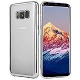 Samsung Galaxy S8 Hülle, Infreecs Galaxy S8 Schutzhülle Ultra Dünn TPU Premium Kratzfest Überzug Crystal Clear Handyhülle für Samsung Galaxy S8, Silber