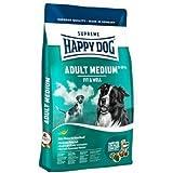 Happy Dog Supreme Fit & Well Adult Medium 300 g, Hundefutter, Trockenfutter
