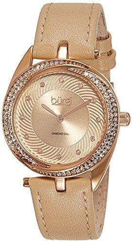 51ykvvid JL - Burgi Gold Women BUR122RG watch