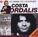 Songtexte von Costa Cordalis - 40 Jahre ZDF Hitparade: Costa Cordalis