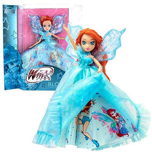 Winx Club Bloom   15 Jahre Special Edition Puppe Spread The Magic