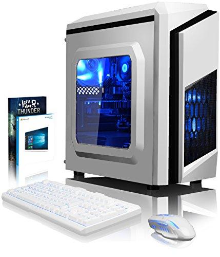 VIBOX Pyro GL550-194 Gaming PC Ordenador de sobremesa con Cupón de juego,...