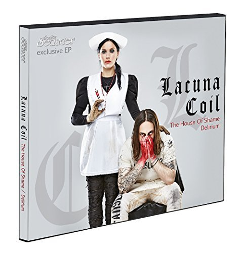 Lacuna Coil - The House Of Shame / Delirium (EP) - exklusiv zum Album Delirium + Sonic Seducer 05-2016 + zweite CD mit 17 Tracks, Bands: Saltatio Mortis, Nemesea, In Extremo u.v.m. by Lacuna Coil