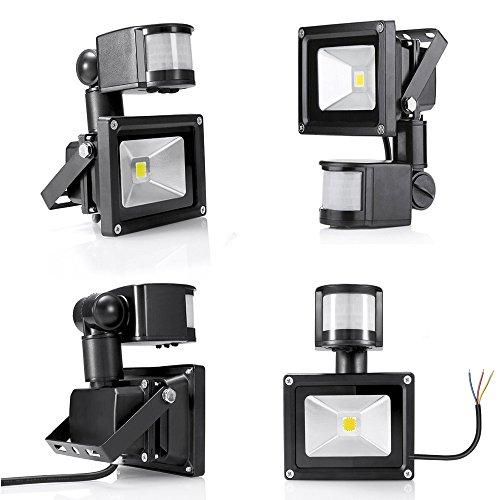 GUO LED Motion Sensor Flood Ligh...