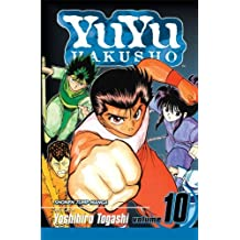 YuYu Hakusho, Vol. 10: Unforgivable!!