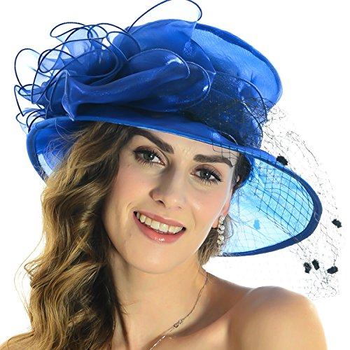 FORBUSITE - Capeline - Femme Bleu bleu Taille Unique Bleu Marine