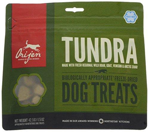 Orijen Tundra Dog Treat, 42.5 g