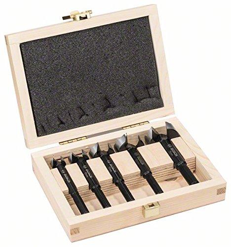 Bosch 2608577022 Pro Forstnerbohrer Set, 5 Stück