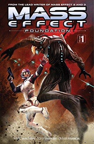 Mass Effect: Foundation Volume 1 por Mac Walters
