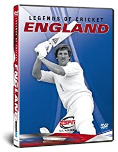 Legends of Cricket - England [DVD]