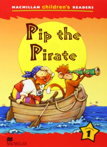 MCHR 1 Pip The Pirate - 9781405025010