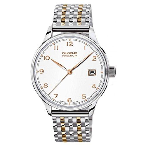 Dugena Reloj de cuarzo Unisex B00F62GHHW 42.0 mm