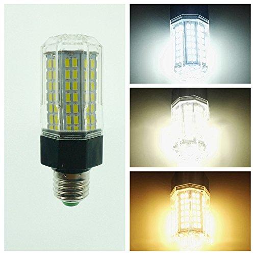 Br30 Dimmbare Cfl (etbotu Home Energiesparend Lampen 110–265V 10W 5730SMD 112LEDs Mais Licht Leuchtmittel mit Aluminium Sockel E27dimmbar LED Lampe warmweiß)