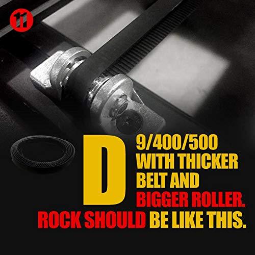 D9 MK 2 (500) 3D-Drucker Duplizierer 9 Mark 2 II Großformat Druckgröße 500mm Monster-Größe, BL Touch Leveling, Live-Z-Abstimmung - 4