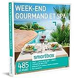 SMARTBOX - Coffret Cadeau - WEEK-END GOURMAND ET SPA - 485 séjours partout en France et en Europe : hôtels de 3 à 5*, châteaux, manoirs et domaines
