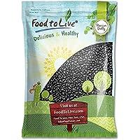 Food to Live Los frijoles negros 2.3 Kg (Kosher)