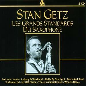 Les Grands Standards Du Saxophone