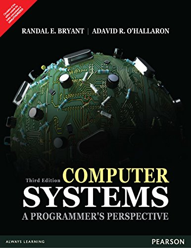Computer Systems: A Programmer's Perspective 3/ed