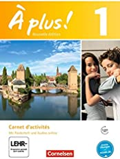À plus ! - Nouvelle édition / Band 1 - Carnet d'activités: Mit eingelegtem Förderheft