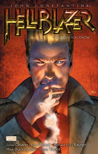Hellblazer TP Vol 02 The Devil You Know New Ed (Hellblazer 2)